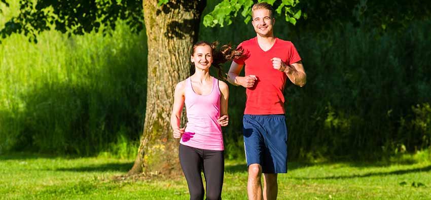 how to do jogging to lose weight